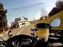 Motorradtour von Muolen nach Wittenbach (Schweiz)