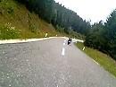 Motorradtour Passtraße Weinebene - Österreich Kärnten und Steiermark
