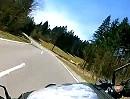 Motorradtour Wildalpen (Österreich, Steiermark) GoPro HD 2, ZOOM H-1
