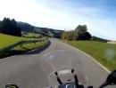 Motorradtour: Ybbs (Donau), Mühlviertel nach Rohrbach in Oberösterreich