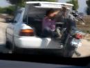Motorradtransport - auch ne Möglichkeit, wenn die Kohle für den Trailer fehlt