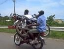 Motorradtransport Motorrad: Ein Motorradanhänger wird vollkommen überbewertet