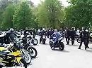 Motorradtreff Löwensteiner Platte am 17.04.2011
