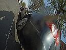 Motorradunfall (Auffahrunfall) mit Suzuki GSX-1100G