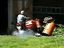Motorradunfall: Gespannfahren und seine Tücken