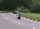 Motorradunfall: Highsider am Würgauer Berg - Der Berg fordert seine Opfer