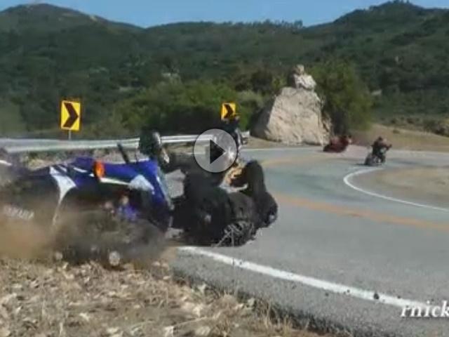 Motorradunfall: Man fährt immer dahin, wo man hinschaut Snake Opfer