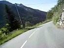 CVJM Motorradurlaub Rhone Alpen 2007
