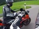 Motorradurlaub in Österreich Erstlingswerk Kumpels, Fun und Speed - sehenswert!