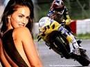 Motorräder und Erotic perfekt in Szene gesetzt