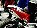 Motorroller Aerox mit Yamaha R1 Motor