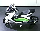 Motorroller: BMW Concept e electric Scooter