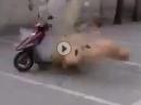 Motorroller entdrosseln, Scootertuning auf russisch oder: Wodka macht die Birne weich *rofl*
