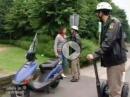 Polizeikontrolle Motorroller: Umsichtig, bürgernah, verständisvoll und mördergeil!