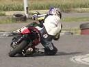 Motorroller Racing - Beinharte Zweikämpfe und geile Schräglagen