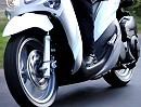 Motorroller Yamaha Xenter Scooter 2012 offizielles Produktvideo