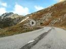 Col de la Croix de Fer - herrliche Alpinlandschaft