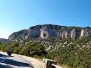 Gorges de l'Ardèche ein großartiges Naturschauspiel