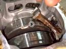Motorschaden Final: Pleuelabriss - da geht nix mehr - Yamaha YZ250F