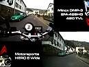 Motorsports Hero 5 Wide vs. Minox DMP-3 mit Fingerkamera 2M-420SHQ