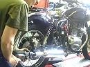 Motortuning Kawasaki Estrella - Leistungsmessung / Leistungsdiagramm