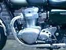 Motortuning Kawasaki W800 - Leistungsmessung / Leistungsdiagramm