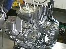 Motortuning Yamaha MT01 - Leistungsmessung / Leistungsdiagramm