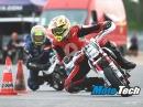 MotoTech Pitbiken bei Learn2Slide, Shakedown APEX Dream Speed 160