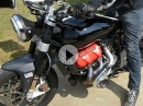 Motous Motorcyle mit Turbo - hört unanständig geil an
