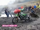 MotoX Crash Orgie - Schlammbad gefällig? - geil durchgeknallt