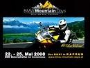 BMW Mountain Days 2008 - Kaprun, Österreich