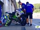 Movistar Yamaha MotoGP Test Red-Bull-Ring 2016 - Impressionen