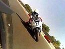 MSC Porz 2010 Nürburgring GB-Strecke nach hinten gefilmt