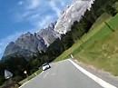 Motorradtour: Mühlbach, Hochkönig auf den Dientner Sattel, Österreich