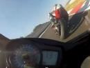Mugello onboad Lap: Suzuki GSX-R 1000 K7 vs. Ducati 1199 Panigale