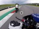 Mugello onboard Niccolo Canepa, Yamaha R1 / Wie der Fuchs im Hühnerstall ;-)