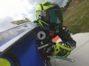 Mugello Training mit Rossi und seiner VR46 Riders Academy