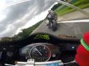 Schleiz, Murtanio onboard Lap mit Yamaha R6 (DRC / IRRC 2017)