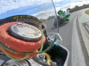 Murtanio onboard Oschersleben vs Honda Fireblade