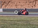 Musikvideo Ducati Aruba.it Racing - Boxen auf