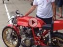 MV Agusta 500 GP Replica von G. Ioannoni - HAMMER Leistung und Sound