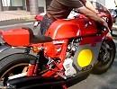MV Agusta 900ccm Magni SPL Kult-Motorrad mit geilem Sound