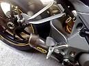 MV Agusta Brutale 1078RR racing exhaust Arrow