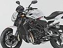 MV Agusta Brutale 1090R Nakedbike Topmodell 2012: 144 PS und 190er hinten