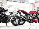 MV Agusta Brutale 1090RR vs. Ducati Streetfighter S