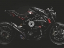 MV Agusta Dragster Blackout - Techno Cafe Racer - GEIL!