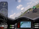 MV Agusta F3 800 Pannoniaring onboard Lap 06/18 - Mega Sound