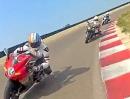 MV Agusta F3 800 vs. Suzuki GSX-R750 vs.Ducati 848 Evo Corse SE
