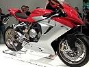 MV Agusta F3 auf der Eicma 2010 - Zum schönsten Bike gewählt