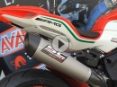 MV Agusta F3 - SC-Projekt Supersport Replica Titan Auspuff